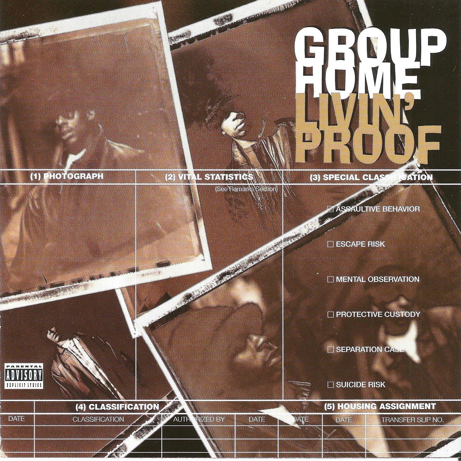 Nineties Hip-Hop: Group Home