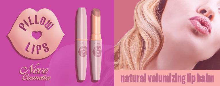 Pillow Lips: Neve Cosmetics ♥