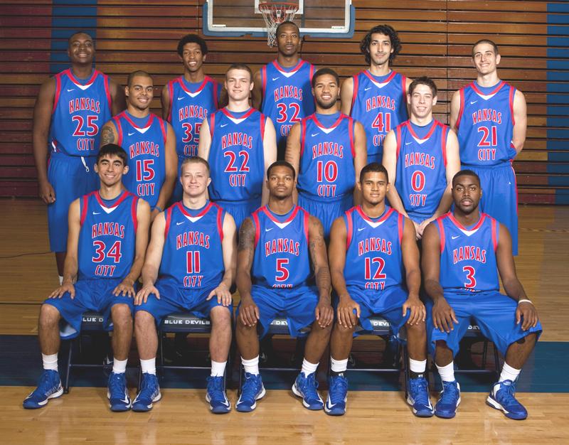 Kansas jayhawks basketball team