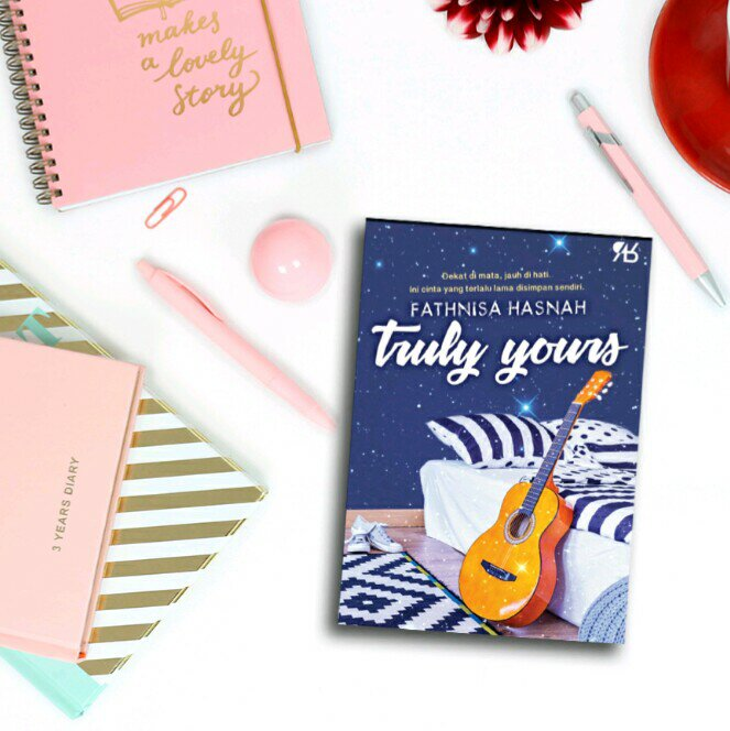 Blogtour Truly Yours - Fathnisa Hasnah