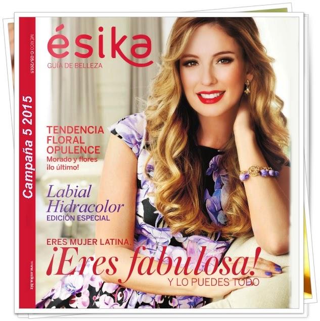 Esika Campaña 5 2015