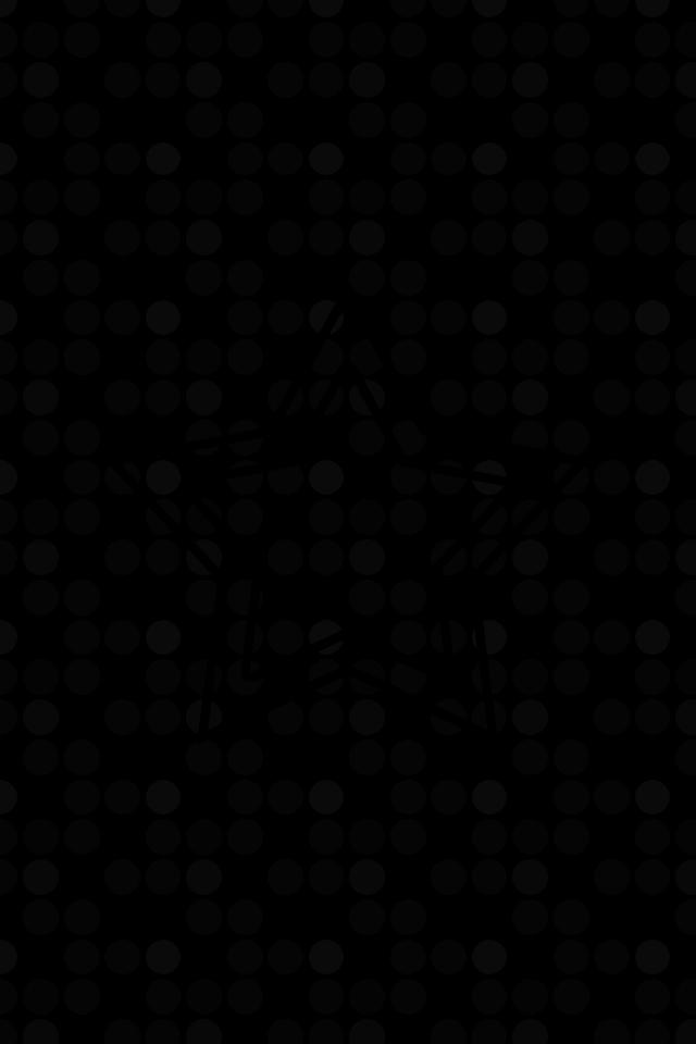 iphone wallpapers black circles wallpaper