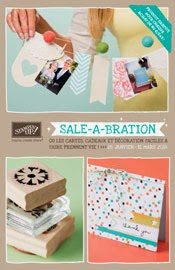 Stampin' Up! - Sale-a-Bration catalogue 2014
