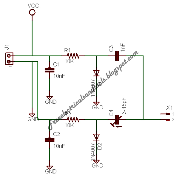 frequency modulation and circuit diagram Signal modulation discrete  a common modulation technique employed in radio broadcasting is frequency modulation,  the schematic diagram for this circuit was.
