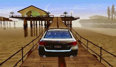 Mod GTA SA LS Beach House