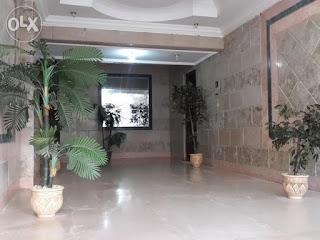 شقة للبيع بالتجمع الخامس 140 متر بالحى الخامس سوبر لوكس  1000000 جنية