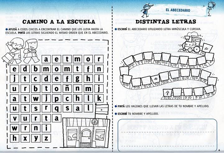 Fuente: Revista Maestra Jardinera ( cuadernillos de actividades).