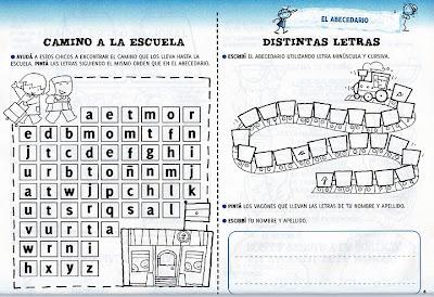 Fuente  Revista Maestra Jardinera   Cuadernillos De Actividades
