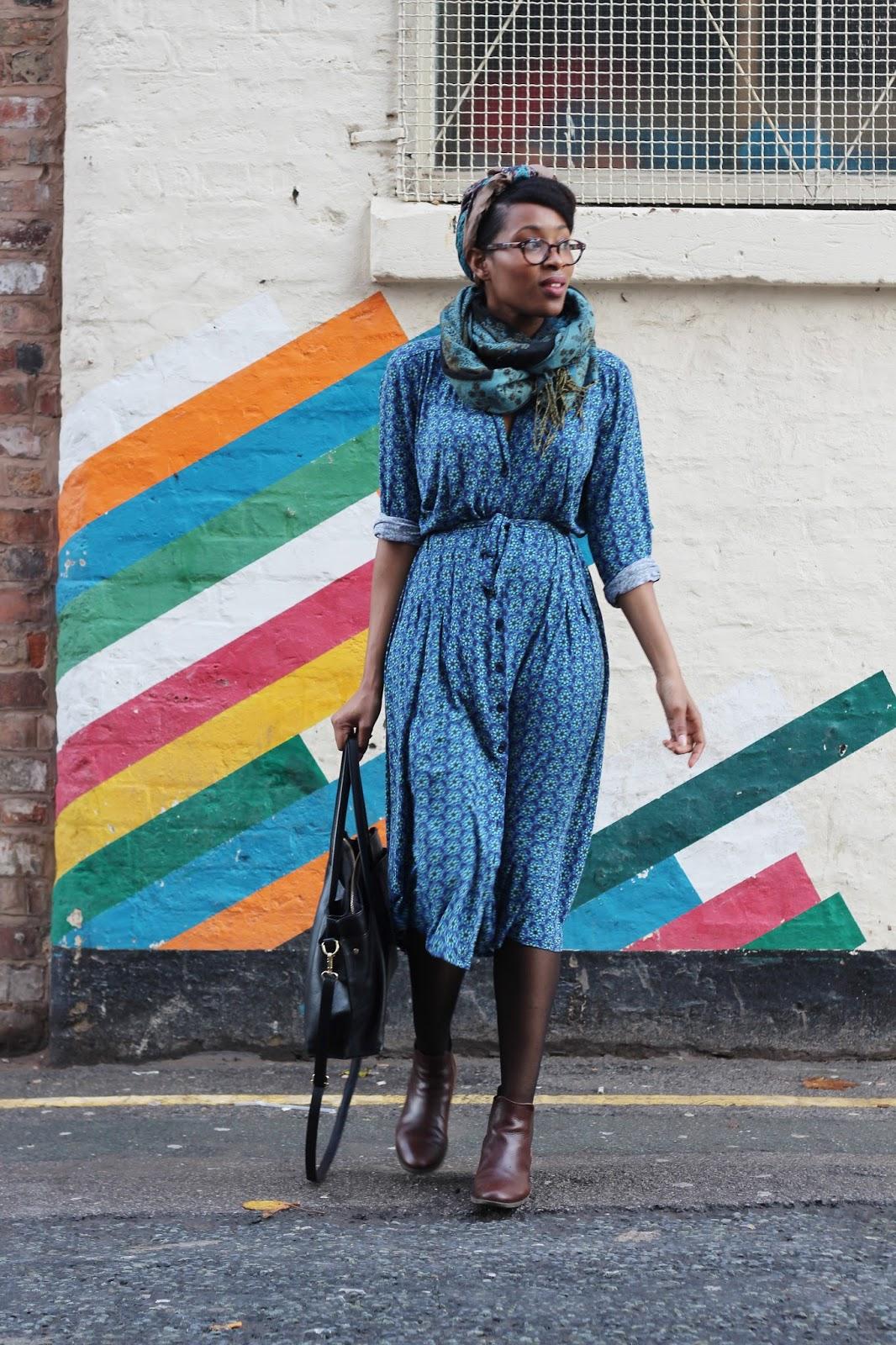 vintage fashion bloggers uk