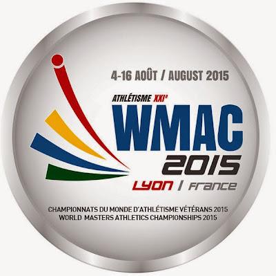 Mundial de Atletismo Master en Lyon (Francia, 04-16/ago/2015)