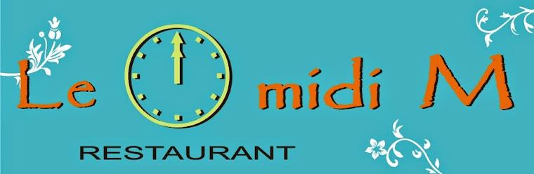 Le Midi  M  restaurant à  Niort