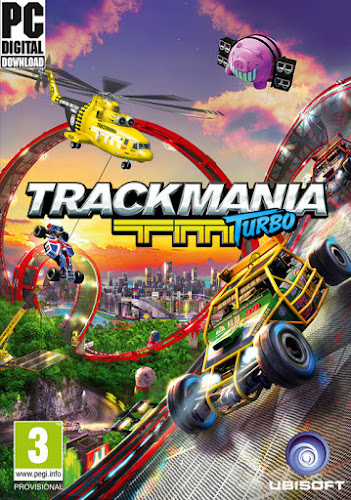 Trackmania Turbo (2016) - Full Version PC - CODEX