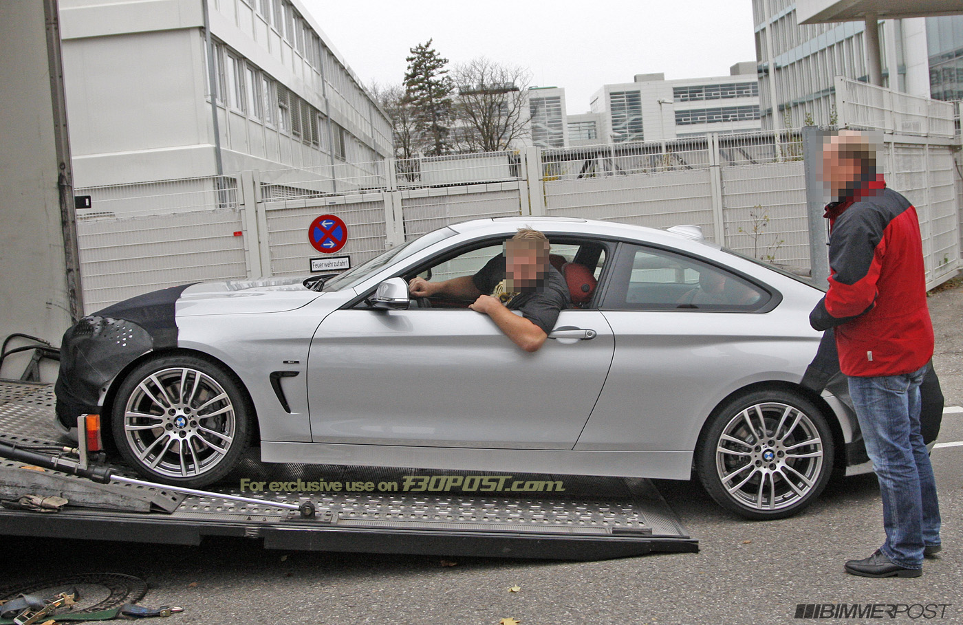 F32 BMW 4 Series Coupe Rendering (And Spyshots)