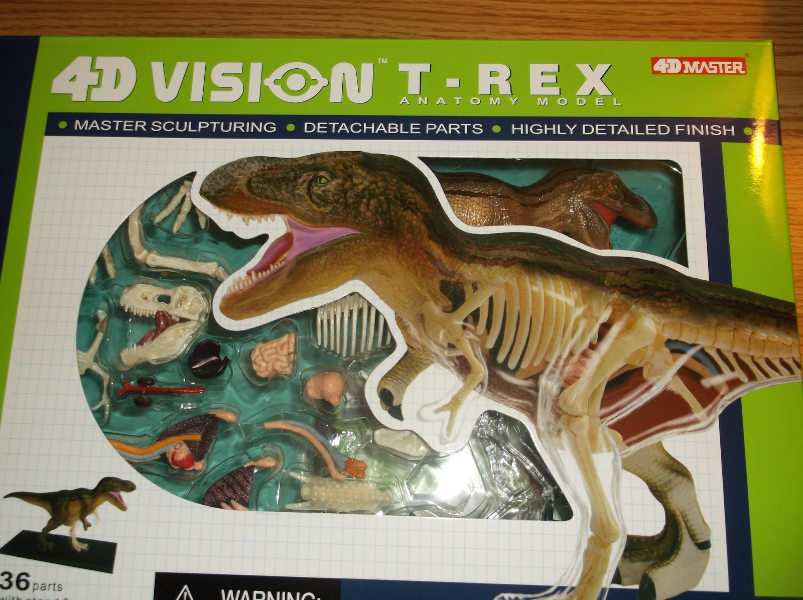 Missys Product Reviews : 4D Vision T-Rex Anatomy Holiday Gift Guide 2015