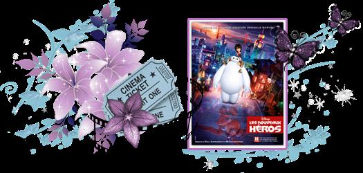 Les nouveaux héros de Don Hall et Chris WIlliams II (Disney)