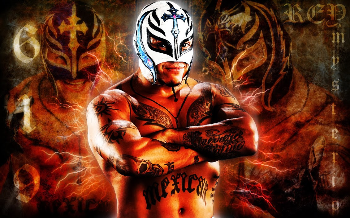 Rey Mysterio Hd Wallpapers Free Download | WWE HD ...