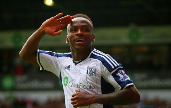 Liverpool eyeing £23.5m Saido Berahino