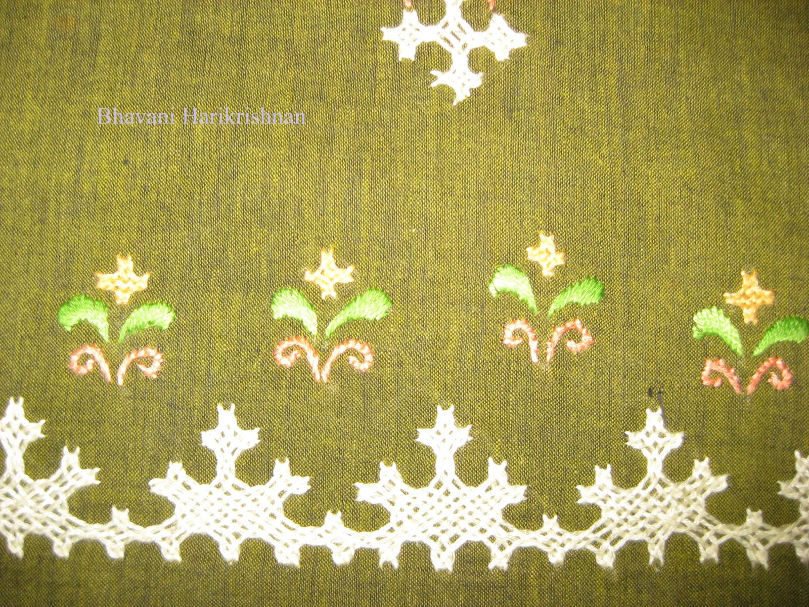 Kutch work tutorial free kutchwork pattern for kurtha