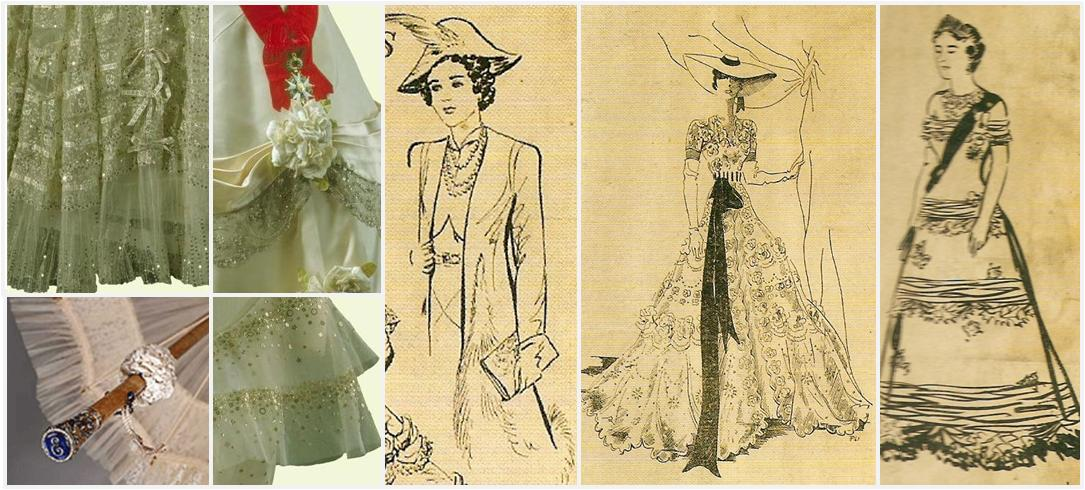 The Royal Order of Sartorial Splendor: Flashback Friday: The White ...