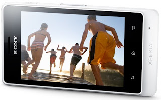 Sony Xperia Go Putih