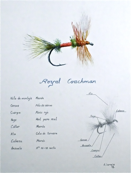 fly fishing research paper Meanwhile in japan the traditional japanese method of fly-fishing is known as tenkara the first recorded reference to fly fishing in japan was in a book, called diary of climbing mt tateyama which was published in 1878.