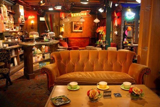 Traveller Stories Travel Tidbits Friends Central Perk Will Pop Up In New York This September