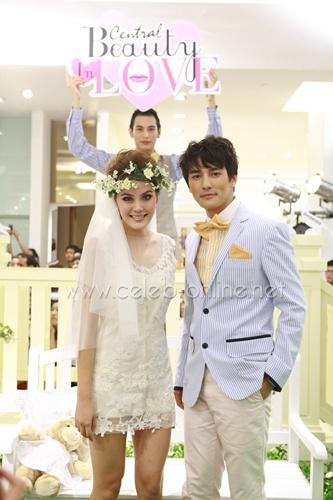 Wedding Fashion✿Jenny Tienposuwan
