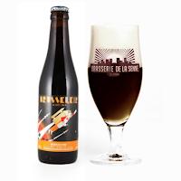 Бельгийское пиво De la Senne Brusseleir Zwet IPA