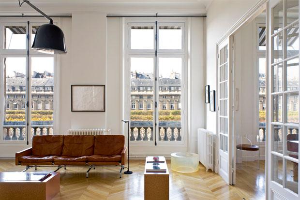 Seaseight design blog paris for Interni case parigine