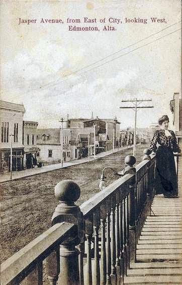 Edmonton History