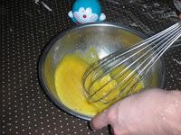 kocok telur