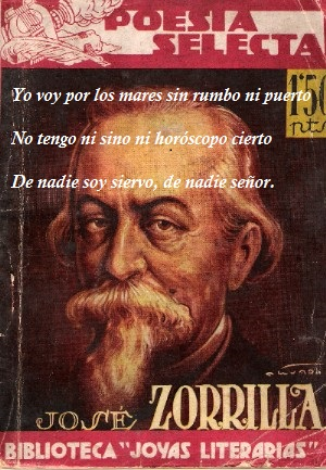 Libre (versos de Zorrilla)