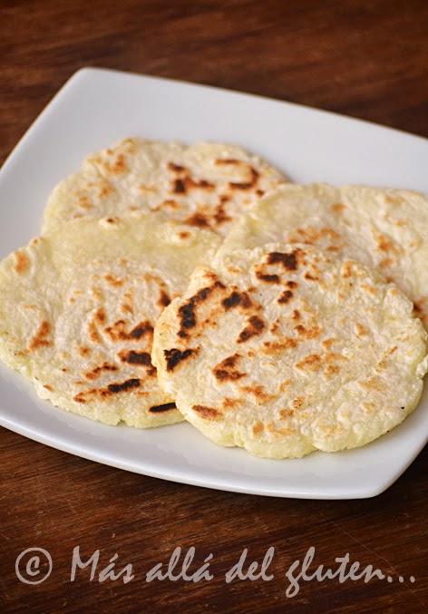 M s all del gluten arepas de yuca receta gfcfsf vegana - Como cocinar yuca ...