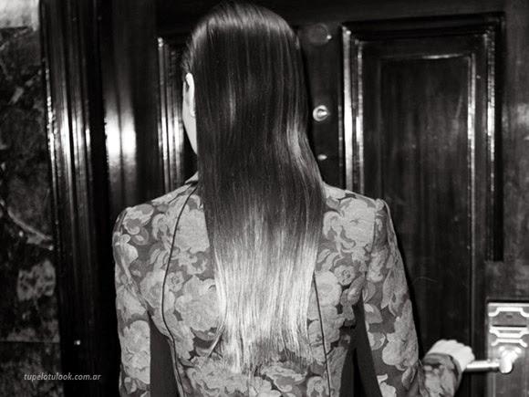 pelo 2014 2015 peinados efecto mojado