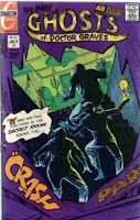 Many Ghosts of Dr Graves, Charlton Comics