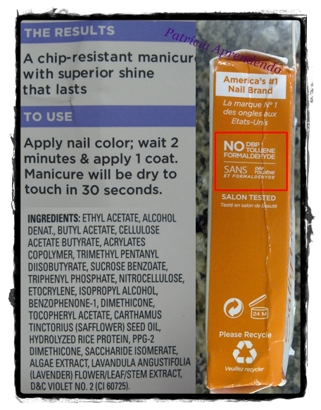 Insta Dri Sally Hansen Anti-Chip Top Coat