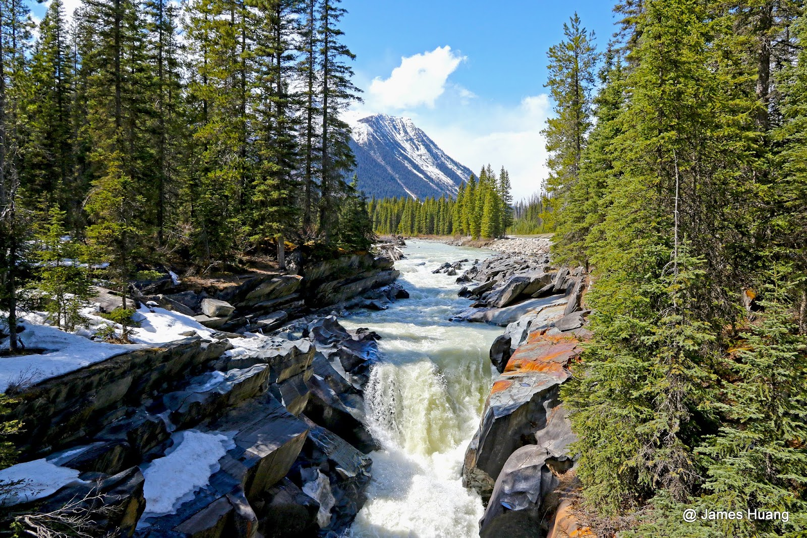 Numa falls kootenay national park british columbia canada numa falls kootenay national park british columbia canada sciox Image collections