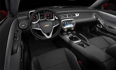Chevrolet Camaro 1LE- Fikdica