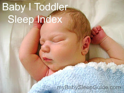 Baby and Toddler sleep questions and answers