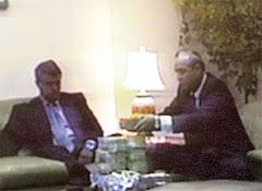 VIDEO Las reuniones de Montesinos durante el gobierno fujimorista