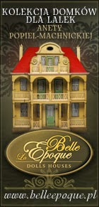 LOVELY COLLECTION OF DOLL HOUSES  ANETA POPIEL-MACHNICKA