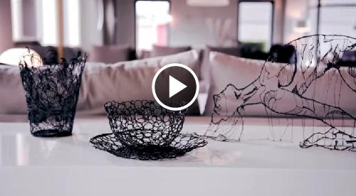 Lápiz 3D que dibuja en el aire