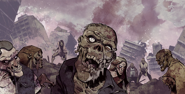 3d zombie vore adult photo