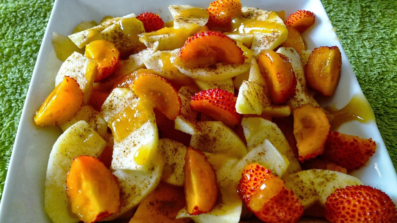 Alimentaci n gastronom a y nutrici n macedonia de frutas - Macedonia de frutas para ninos ...