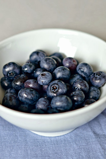 Frische Blaubeeren / fresh blueberries