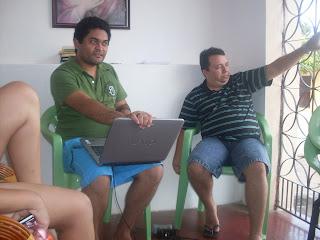 Reunião Equipe de Formação Regional