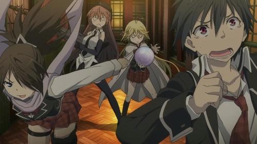 Trinity Seven OVA Subtitle Indonesia