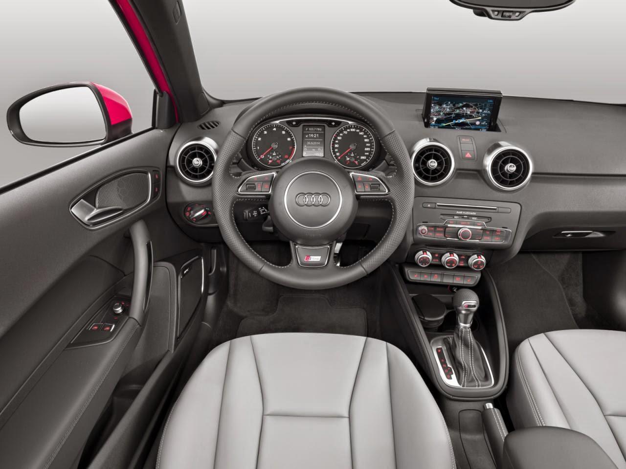 2015 Audi A1 Resimleri