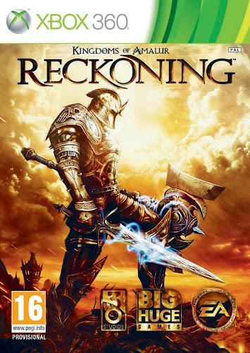Kingdoms of Amalur: Reckoning Xbox 360 Region Free