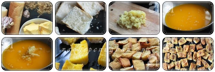 Cách làm bánh mì bơ ruốc cho bữa sáng nhanh gọn 1